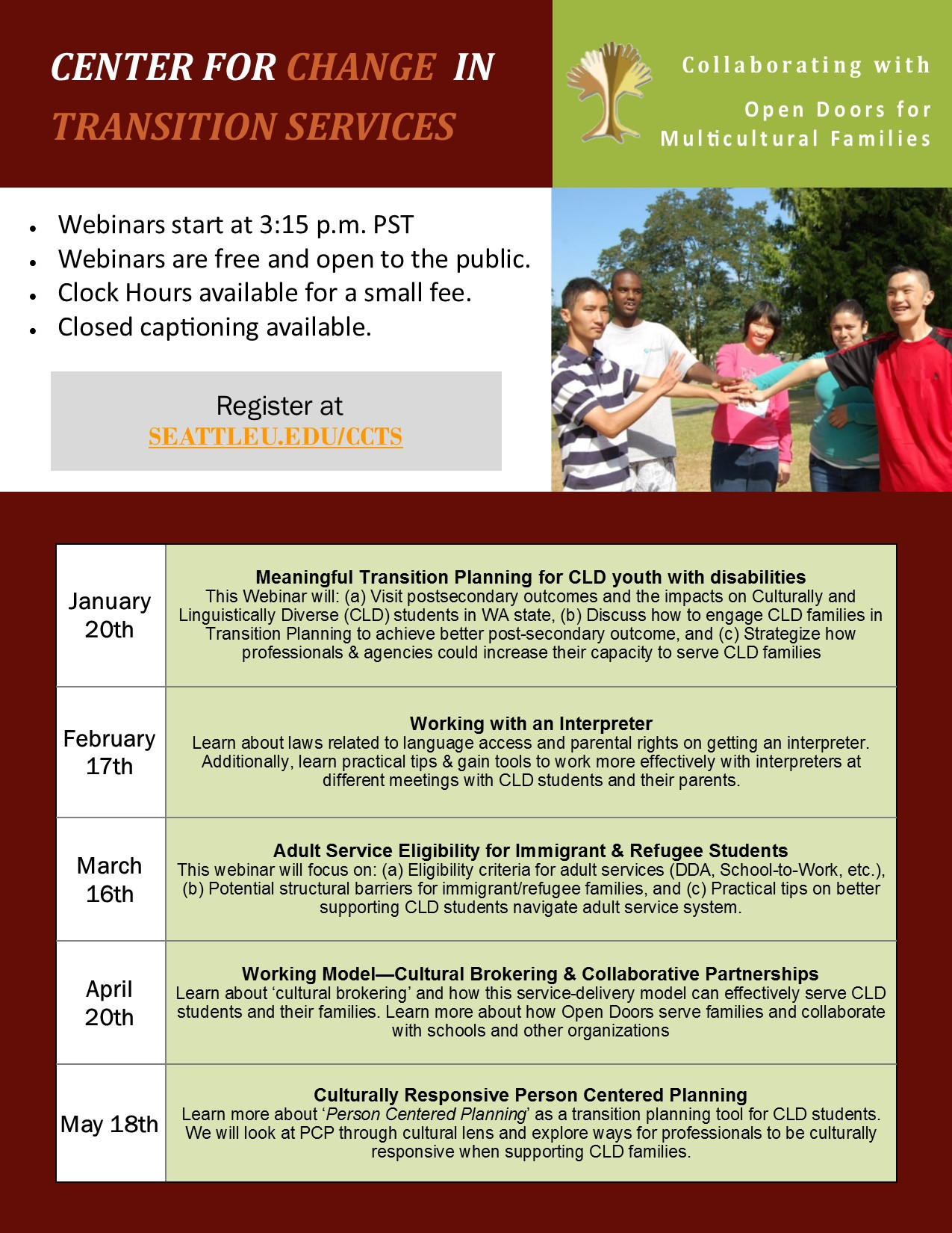 ODFM Cultural Competency Training Flyer_FINAL